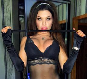 Проститутка Киева Инна_транссексуалка
