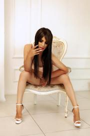 Проститутка Киева Ясмина Транс