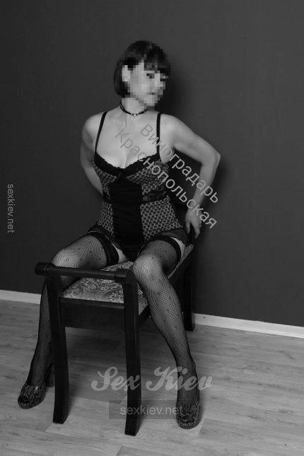 Проститутка Киева Алина стройная Веник, фото 4