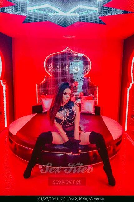 Проститутка Киева Инна_транссексуалка, фото 4