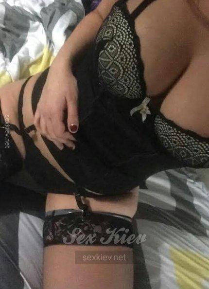 Проститутка Киева АЛИНА