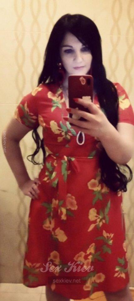 Проститутка Киева Шыкарная леди лида н, фото 3