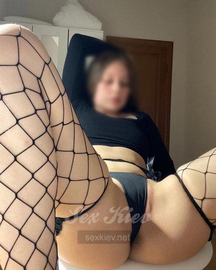 Проститутка Киева ДЕВОЧКА СОЗРЕЛА, фото 4
