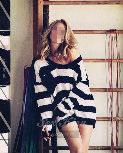 Проститутка Киева Новенькая Лиза, фото 3