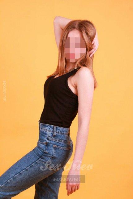 Проститутка Киева Новенькая Лиза, фото 2