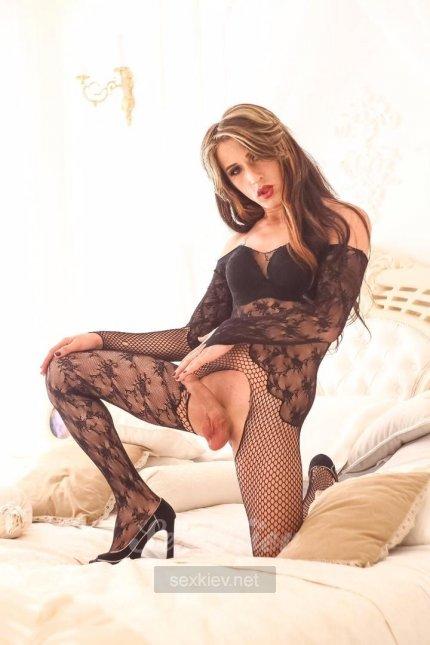Проститутка Киева Карина Транс , фото 4