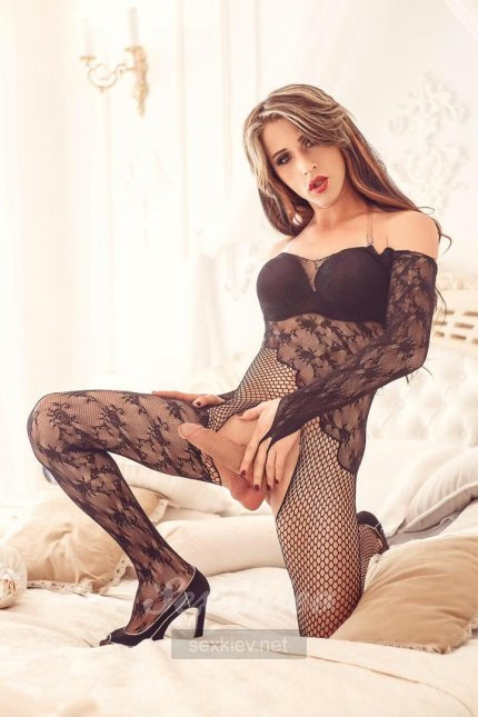 Проститутка Киева Карина Транс , фото 5