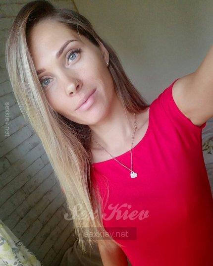 Проститутка Киева Эмилия