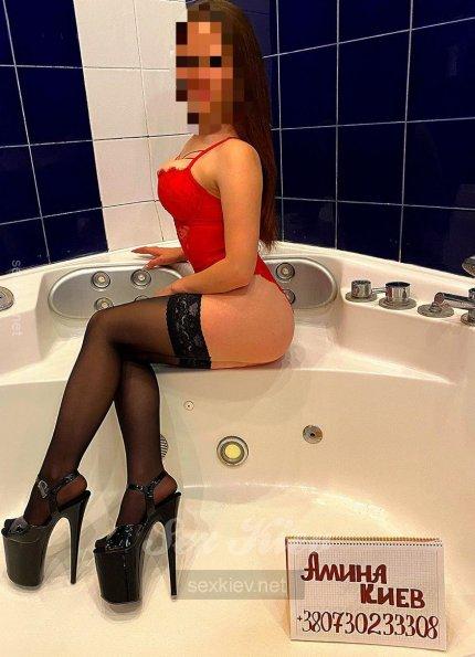 Проститутка Киева Аминочка