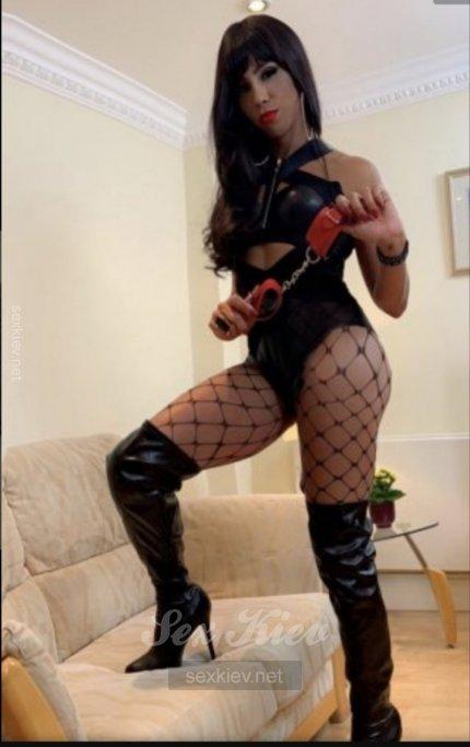 Проститутка Киева Алина Транс, фото 5