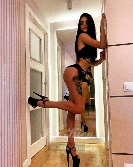 Проститутка Киева Тая